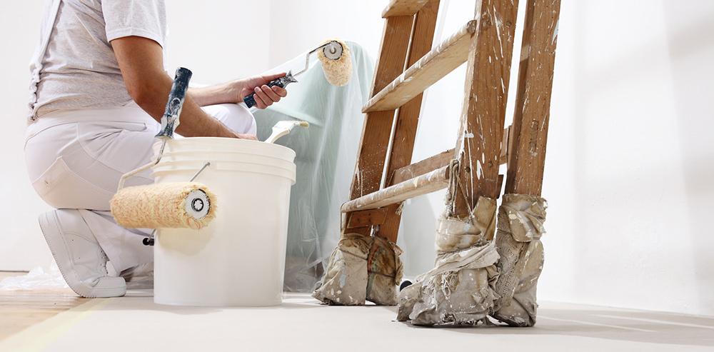 Malerarbeiten / Malern
